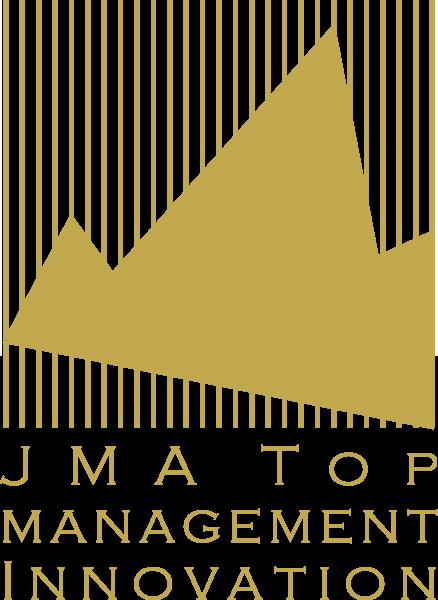 JMA トップマネジメント研修ロゴ
