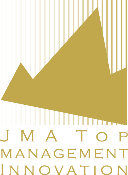 JMA TOPマネジメント研修ロゴ